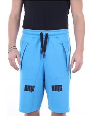 Modré kraťasy Omc