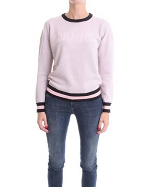 Ružový sveter Liu Jo