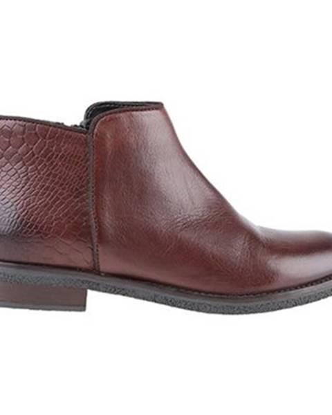Hnedé topánky Lasocki