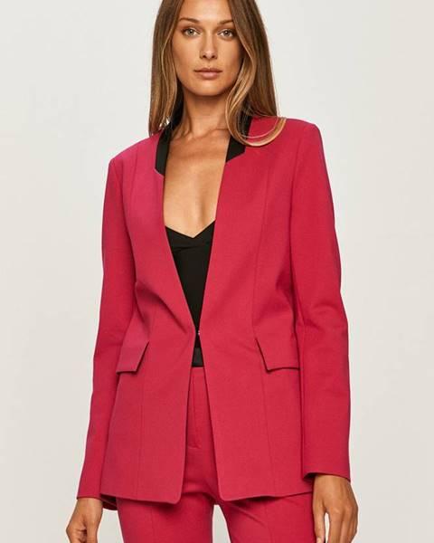 Ružové sako Karl Lagerfeld