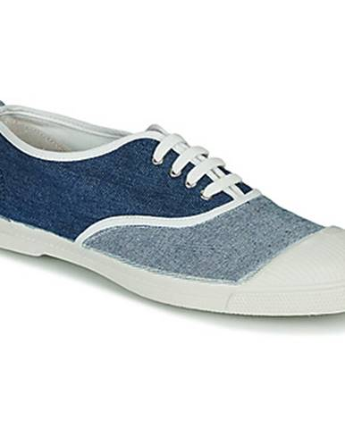 Modré tenisky Bensimon