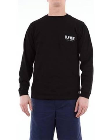 Čierne tričko U.p.w.w
