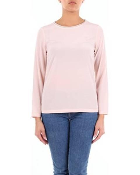 Ružový sveter Cappellini
