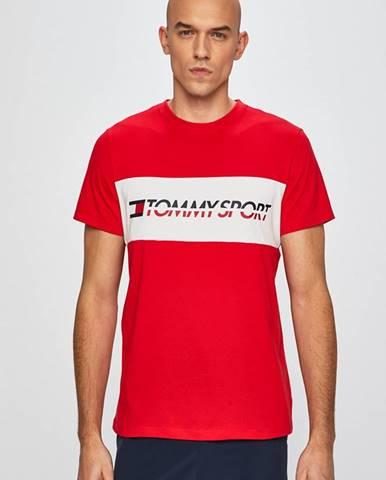 Tričká a tielka Tommy Sport