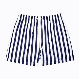 Pruhované plavecké šortky