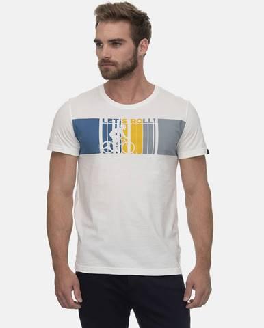 Biele tričko Ragwear