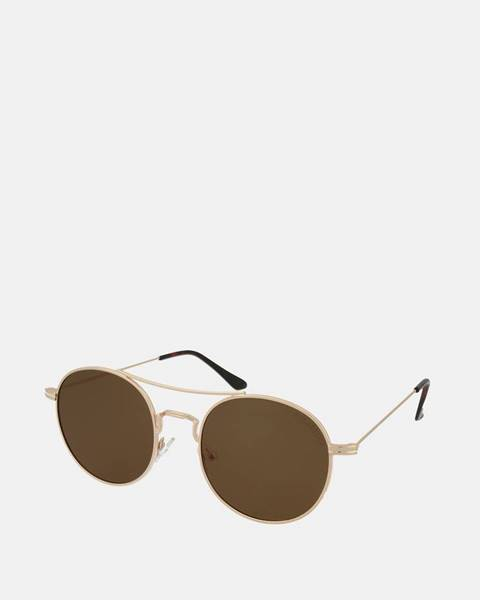Zlaté okuliare crullé