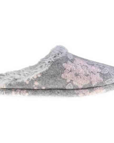Sivé papuče Home&Relax